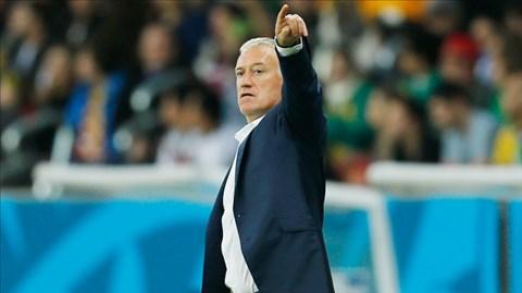 """HLV Didier Deschamps: """"Lúc này, tôi chỉ nghĩ đến một việc đánh bại Đức"""""""