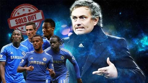 """5 cầu thủ Chelsea cần """"giải tán"""" ngay mùa Hè này"""