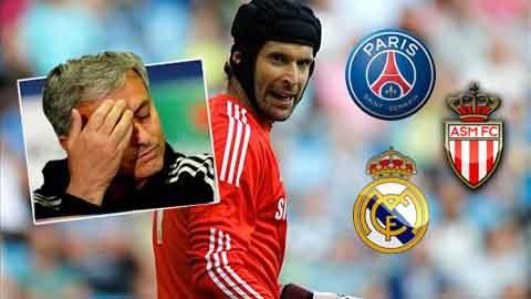 Chelsea mở lối thoát cho Petr Cech
