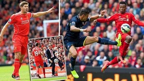 Liverpool run rẩy nhét túi 3 điểm