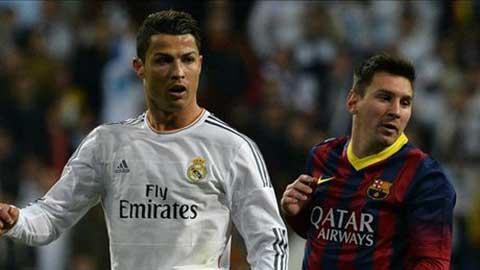 Sao Atletico ví Ronaldo là người trần, Messi là... Chúa trời