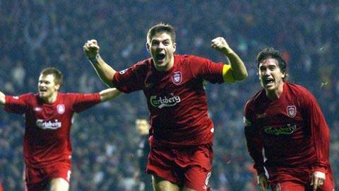 Liverpool: Tìm lại tinh thần 10 năm trước