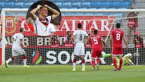 ĐT Đức: Nỗi lo từ vị trí Schweinsteiger
