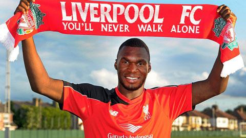 Liverpool ra mắt Benteke: Tân binh đắt giá thứ hai trong lịch sử