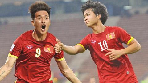 Công Vinh, Công Phượng được triệu tập lên tuyển để đấu Man City