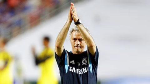 Chelsea thắng luân lưu PSG, Mourinho vẫn cảm thấy hài lòng