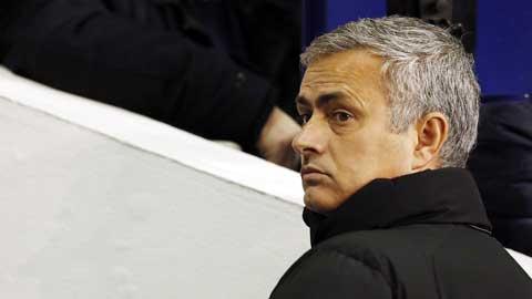 Barca: Ký ức buồn nhất của Mourinho