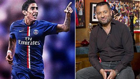 M.U đồng ý bán Di Maria cho PSG với giá 44 triệu bảng