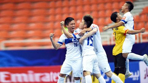 Thái Sơn Nam giành hạng ba châu Á: Kỳ tích của futsal Việt Nam
