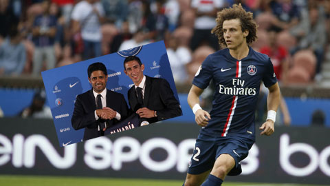 """Di Maria có trở thành """"Luiz mới"""" tại Paris?"""