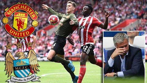 Chelsea sợ M.U và Man City bí mật cướp John Stones