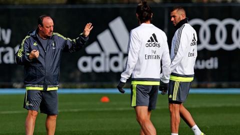 Hàng công của Real Madrid: Bàn thắng sẽ đến, nhưng Benitez cần can thiệp