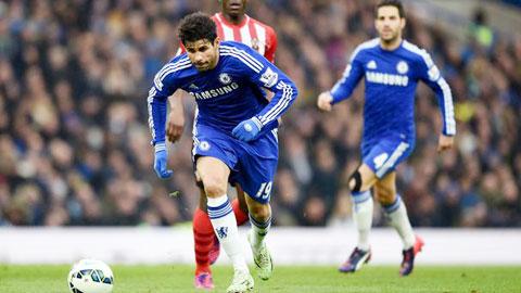 Diego Costa muốn trở lại Atletico