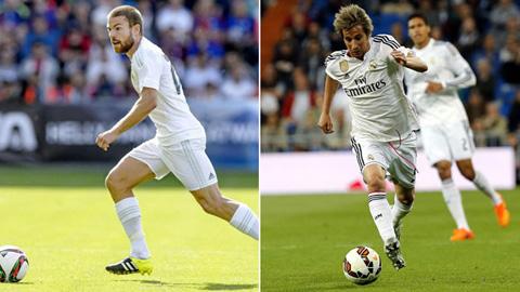 Real cho Monaco mượn Coentrao, bán Illarramendi cho Sociedad