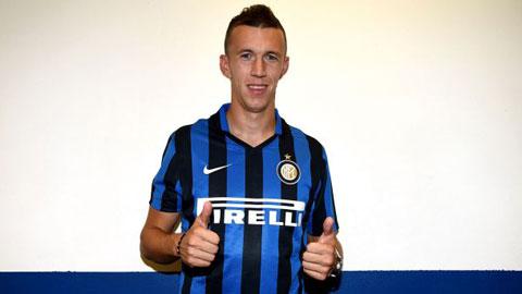 Inter mua xong Ivan Perisic: Chắp cánh cho cọp