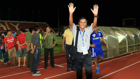 Becamex Bình Dương lập kỷ lục với 4 chức vô địch V-League