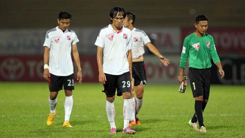 V.League 2015: Đồng Nai có nguy cơ xuống hạng cao nhất