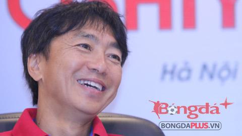 HLV Miura khen HA.GL, đánh giá cao B.BD & FLC Thanh Hoá