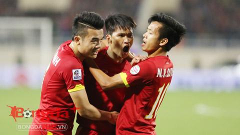 Việt Nam giành chiến thắng kịch tính trước Đài Loan (TQ)