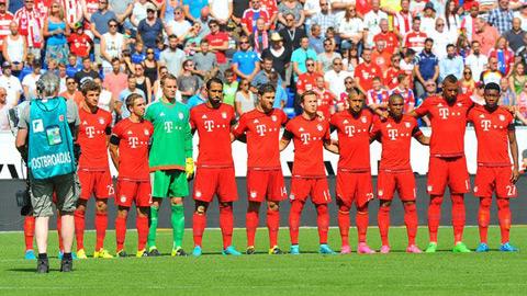 Sau giờ bóng lăn (23/9): Bayern Munich tưởng nhớ nữ CĐV xấu số