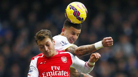 Arsenal lên kế hoạch trói chân Oezil