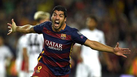 Barcelona 2-1 Leverkusen: Vắng Messi, đã có Suarez