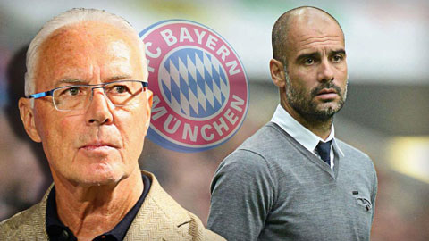 Bayern ra tối hậu thư cho Guardiola