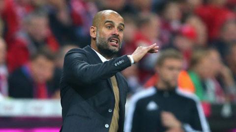 Bayern sắp mất HLV Guardiola vào tay Man City