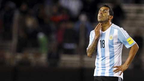 Người Argentina cũng nhớ Messi