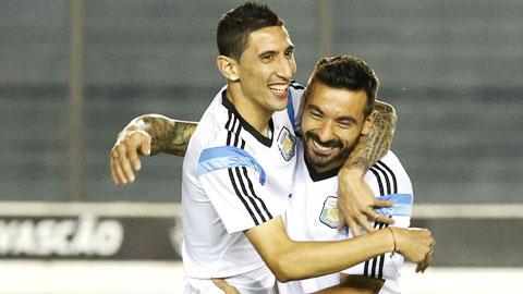 Nhận định Paraguay vs Argentina, 07h00 ngày 14/10