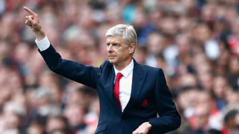 HLV Wenger cảnh báo Arsenal sẽ chơi tấn công trước Bayern