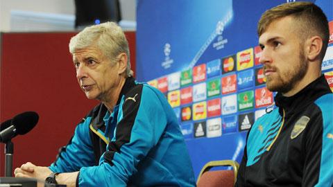 Đội hình dự kiến Arsenal vs Bayern Munich vòng bảng Champions League