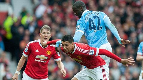 Hoà chủ nhà M.U 0-0, Man City lấy lại ngôi đầu