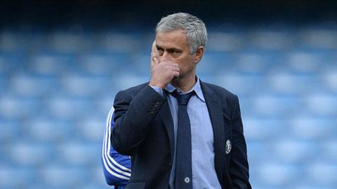 Nhà cái ngưng nhận cược Mourinho bị sa thải