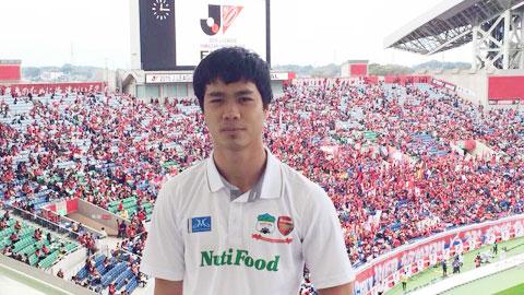 Công Phượng vẫn chưa ký hợp đồng với CLB Mito Hollyhock