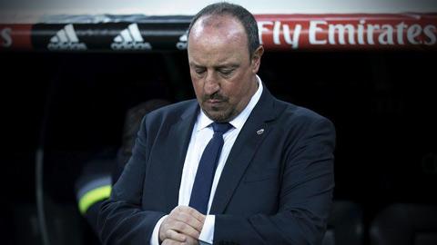 Benitez có biệt danh mới sau thất bại ê chề ở Siêu kinh điển