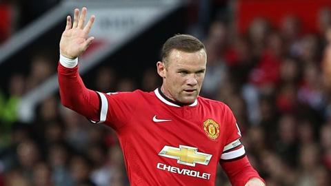 Báo động đỏ cho Rooney