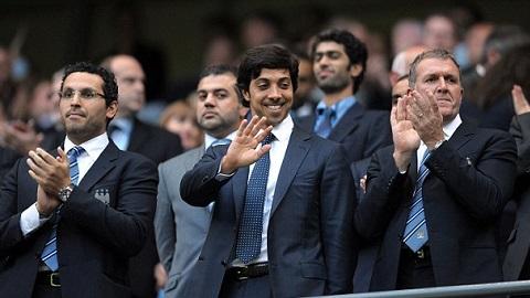 Ông chủ Man City bán 13% cổ phần cho tập đoàn Trung Quốc