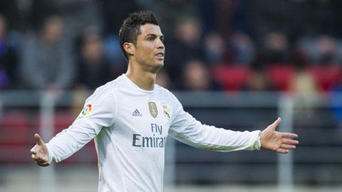 Ronaldo được nghỉ đá lần đầu tiên kể từ tháng 2/2015