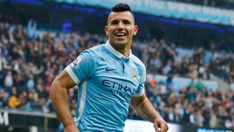 Aguero lên kế hoạch rời Man City, trở lại Argentina