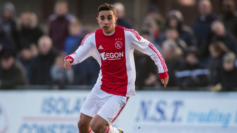 Arsenal và M.U tranh nhau sao trẻ của Ajax Amsterdam