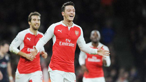 Tháng 12 của Arsenal: Bản ngã trỗi dậy