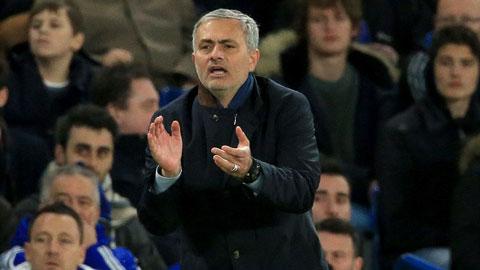 Mourinho thừa nhận Chelsea chỉ đủ sức vào top 6