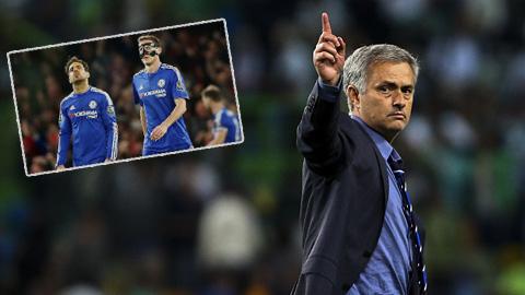 Hành trình tồi tệ của Mourinho trong nhiệm kỳ hai ở Chelsea