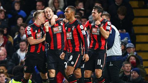 Chelsea 0-1 Bournemouth: Địa chấn ở Stamford Bridge