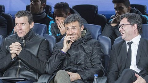 Sau hơn 15 năm, Barca lại không sử dụng quyền thay người