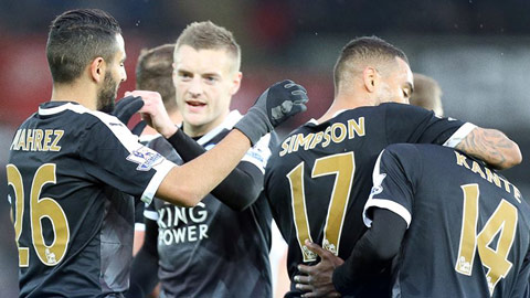 Leicester là ứng viên thực sự cho chức vô địch Ngoại hạng Anh