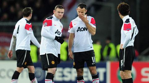 M.U và những lần quyết định số phận ở lượt cuối vòng bảng Champions League