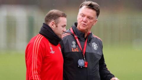 Tiết lộ lý do Van Gaal không cho Rooney ra sân cuối tuần qua