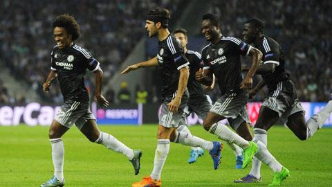 02h45 ngày 10/12, Chelsea vs Porto: Vượt qua cửa tử?